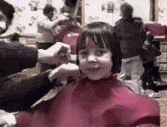 oh my god where is my hair