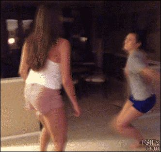 1 vs 1 girl fight
