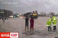 car in the mud